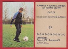 Barcelona Johan Cruyff Holland Training 57
